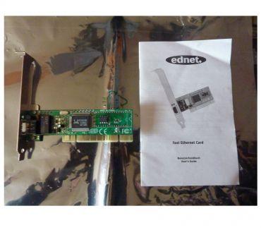 Photos Vivastreet Realtek RTL8139D Carte Ethernet PCIRJ45 10100 Mbps