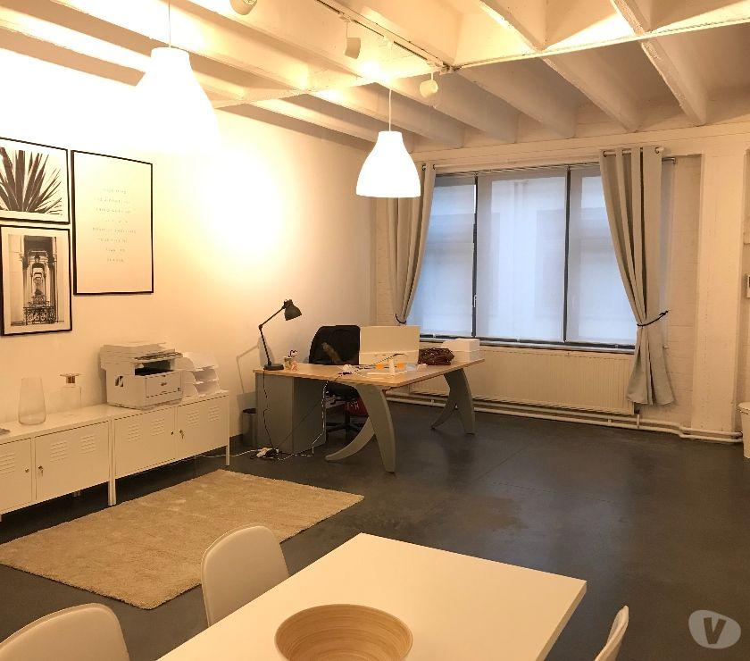 bureaux locaux Forest - 1190 - Photos Vivastreet Bureau 48m2 à louer Bruxelles proximité gare Midi TGV