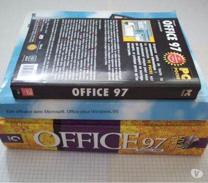 Photos Vivastreet Lot de livres sur Microsoft Office