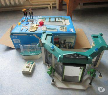 Photos Vivastreet PLaymobils impeccables (+boîte)