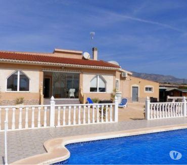 Photos Vivastreet Espagne COSTA BLANCA : 03 340 ALBATERA, Villa de vacances