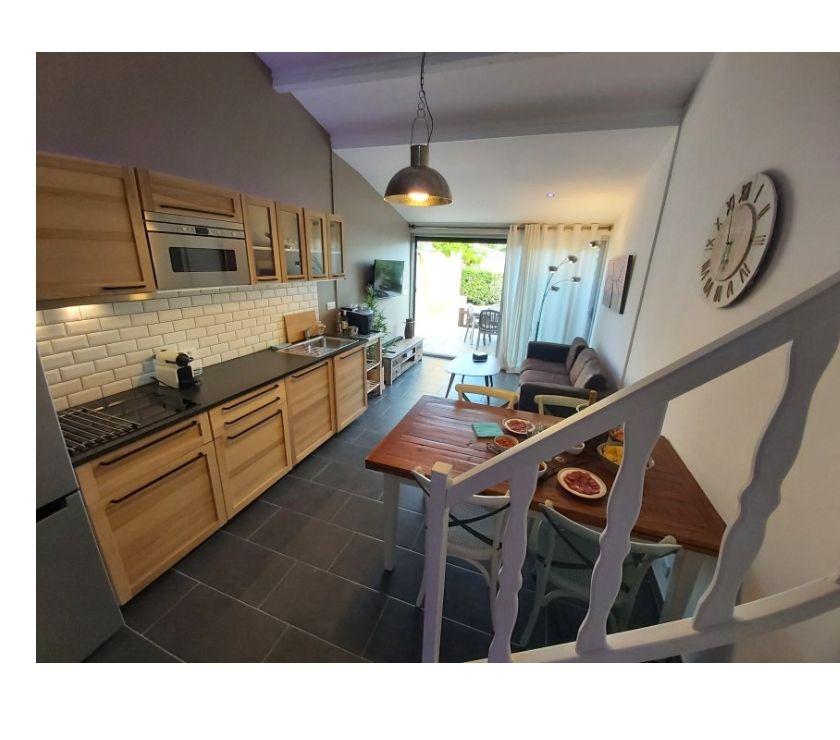 Photos Vivastreet Villa Cap d'Agde NATURISTE - 50 m24 p PROMO 08 & 09: - 15%