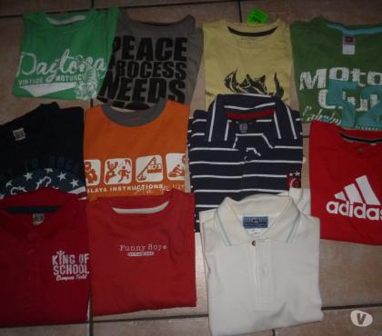 Photos Vivastreet lot de vêtements garçon 6ans
