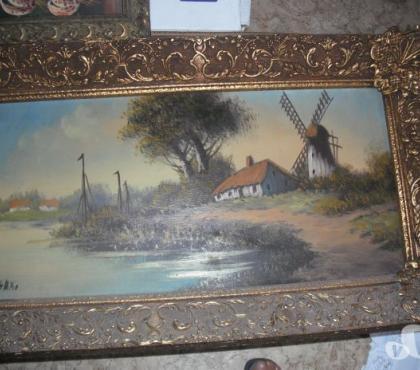 Photos Vivastreet Peinture sur toile 42 X 73