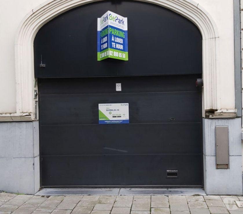 Photos Vivastreet Parking à louer Rue de Toulouse Gare du Bruxelles Schuman
