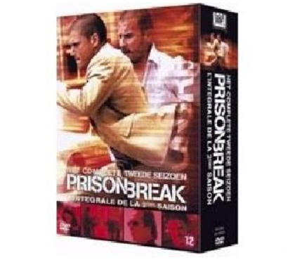 Photos Vivastreet Prison break, saison 2 - Coffret 6 DVD