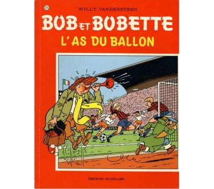 Photos Vivastreet Bob et Bobette – L'as du ballon T225 EO
