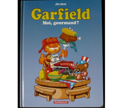 Photos Vivastreet BD Garfiel 46 Moi, gourmand ? (Jim Davis)