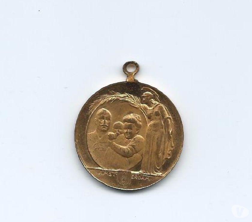 Collections Zaventem Zaventem - 1930 - Photos Vivastreet 1910 Médaille commémorative
