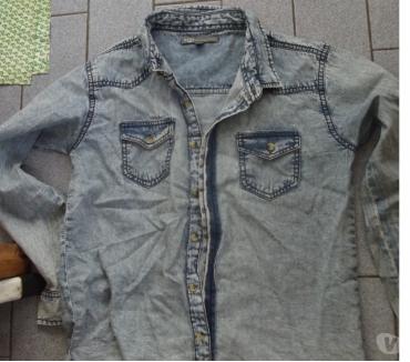 Photos Vivastreet chemise style jeans pour garçon de 12 ans