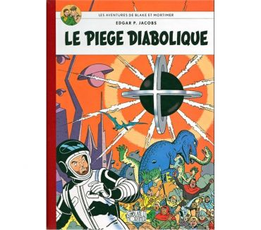 Photos Vivastreet Blake et Mortimer – Le Piège diabolique T09 RE