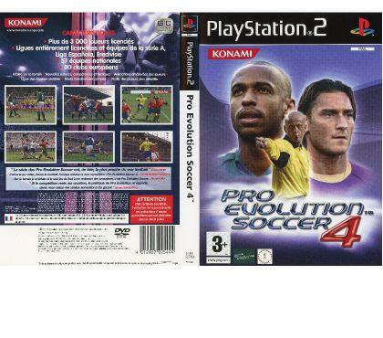 Photos Vivastreet Pro Evolution Soccer 4 (PS2)