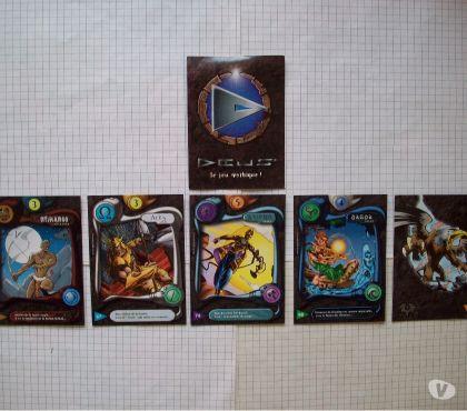 Photos Vivastreet Jeu de carte à jouer et à collectionner DEUS