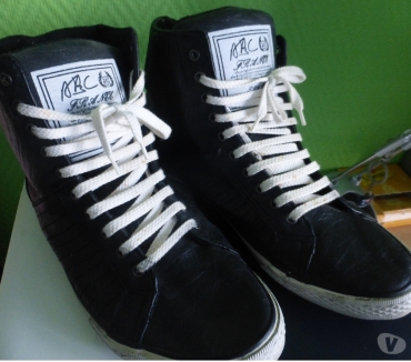 Photos Vivastreet Bottillons noir ABC Leo SS Fashion Shoes a lacets P 43