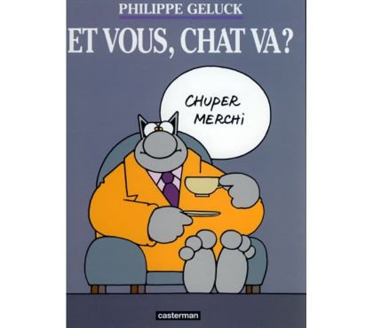 Photos Vivastreet Le Chat - Et vous, Chat va? T12 EO