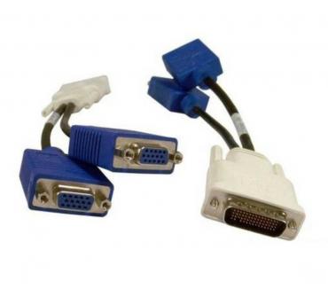 Photos Vivastreet Câble HP répartiteur Y DMS-59 vers VGA Dual channel 338285-0