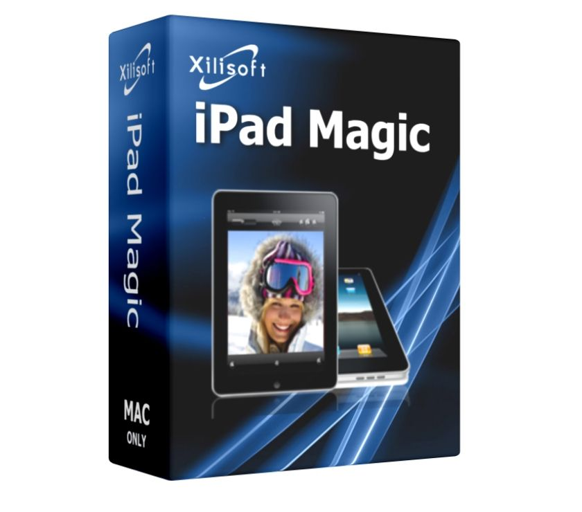 Photos Vivastreet Xilisoft iPad Magic Platinum v.5.7.20 pour Mac