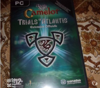 Photos Vivastreet Dark Age Of Camelot - The Trials Of Atlantis extension