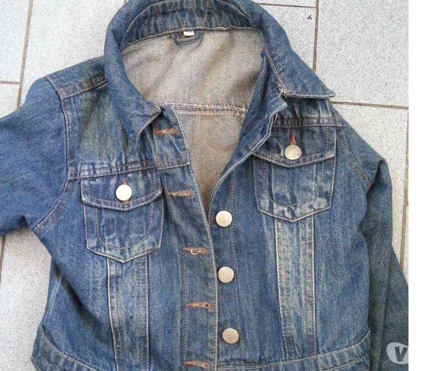 Photos Vivastreet veste en jeans pour garçon taille 128