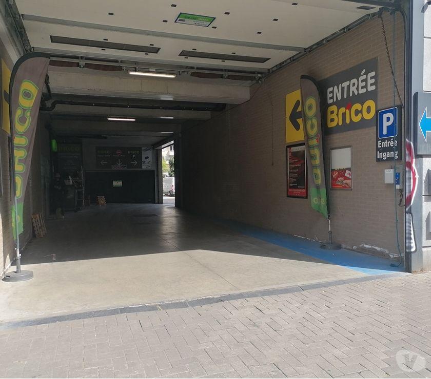 Location parking & garage Ixelles - 1050 - Photos Vivastreet Parking à louer - te huur Couronne Ixelles 1050
