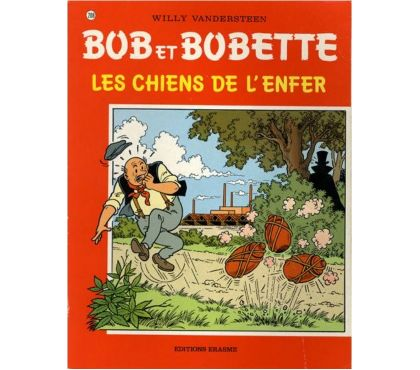 Photos Vivastreet Bob et Bobette – Les chiens de l'enfer T208 RE