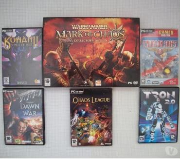 Photos Vivastreet Jeux vidéo divers en boîte pour PC Windows - 1