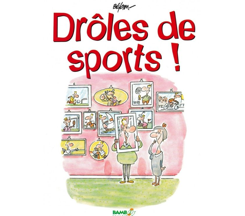 Photos Vivastreet Drôles de sports ! - Drôles de sports ! OS EO