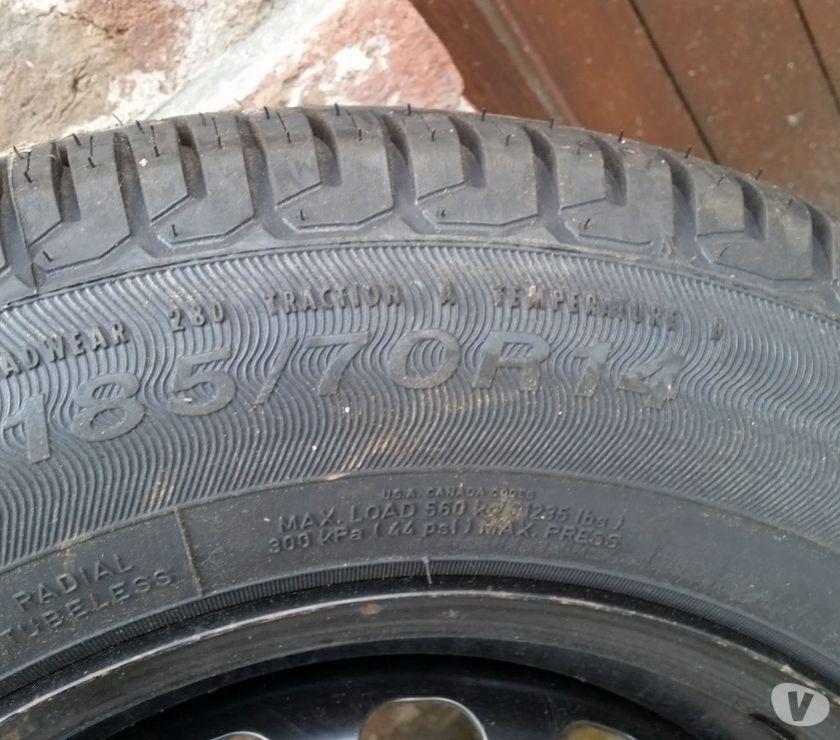 Pièces et services auto Profondeville - 5170 - Photos Vivastreet pneu été avec jante jamais roulé