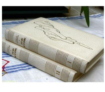 Photos Vivastreet Frank G. Slaughter Afin que nul ne meure (cuir) 2 volumes