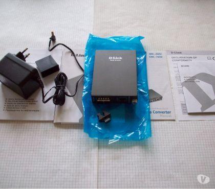 Photos Vivastreet Convertisseur Ethernet 1000 RJ45 -> fibre optique 1000 LX