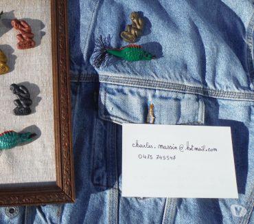 Photos Vivastreet pins singe de Mons, folklore Montois