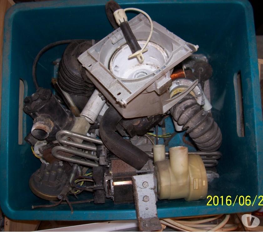 Electroménager La Louvière - 7100 - Photos Vivastreet Pompes de machines à laver linges(5) Marques inconnues..