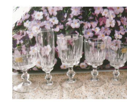 Photos Vivastreet 36 verres Luminarc verrerie d'Arques