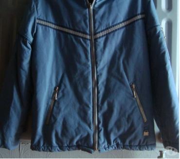 Photos Vivastreet veste à capuchon,12,14 ans, bleu, droite avec déflecteurs,