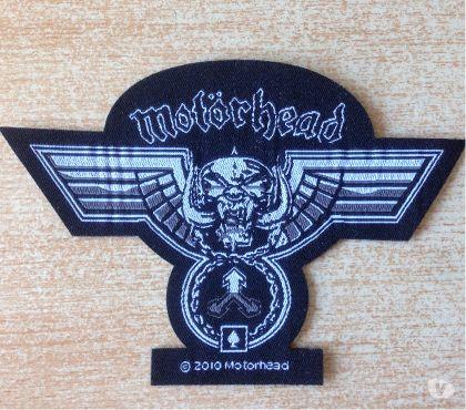 Photos Vivastreet écusson logo n°2 motorhead 12x8,5 cm lemmy metal