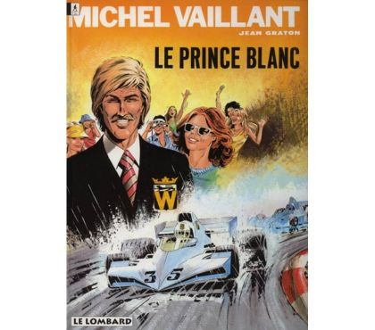 Photos Vivastreet Michel Vaillant – Le prince blanc T32 RE
