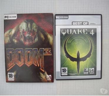 Photos Vivastreet Jeux vidéo id Software en boîte pour PC Windows