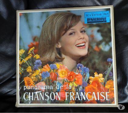 Photos Vivastreet Coffret panorama de la chanson française