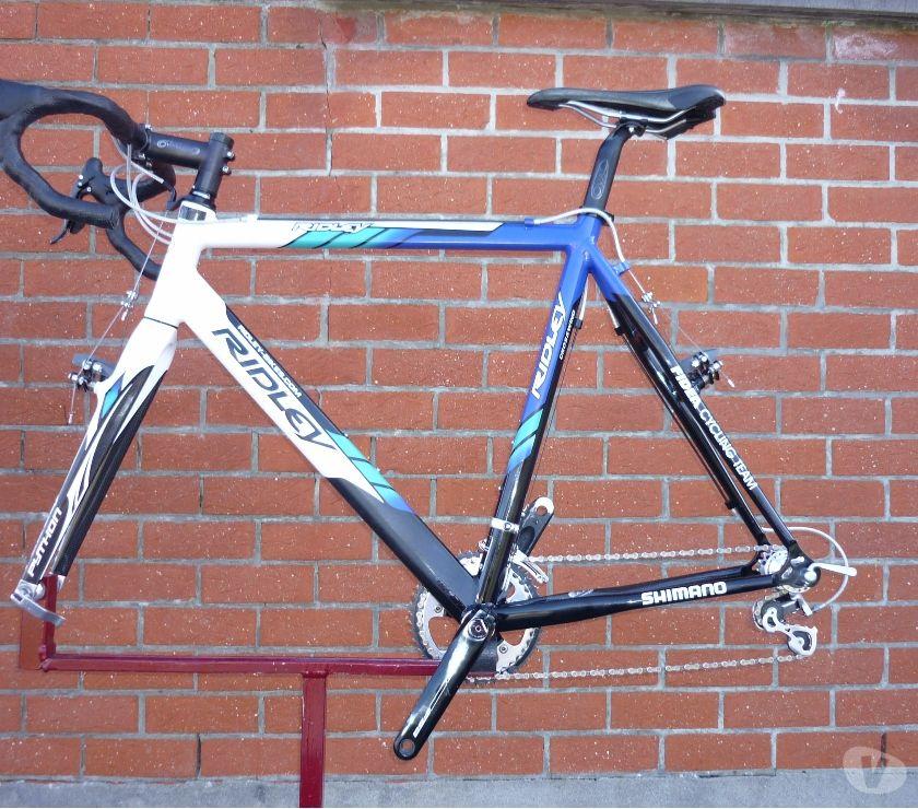 Matériel de sport Gaurain-Ramecroix Gaurain Ramecroix - 7534 - Photos Vivastreet VELO COURSE CYCLO-CROSS RIDLEY