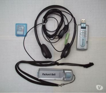 Photos Vivastreet Lecteur USB de MP3 Packard Bell