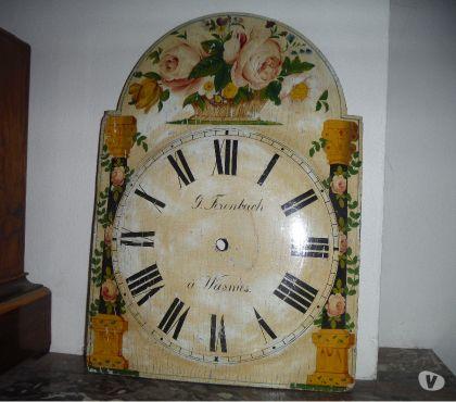 Photos Vivastreet façade d'horloge en bois peint