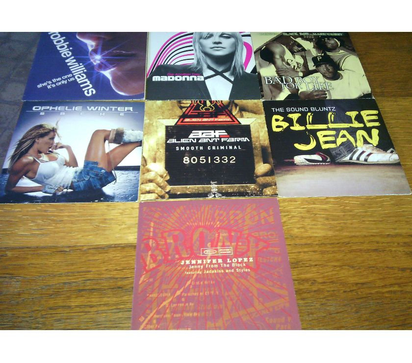 Photos Vivastreet Lot 7 singles