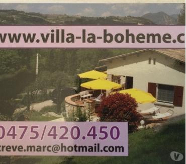 Photos Vivastreet Provence villa 6 Personnes avec piscine chauffée.