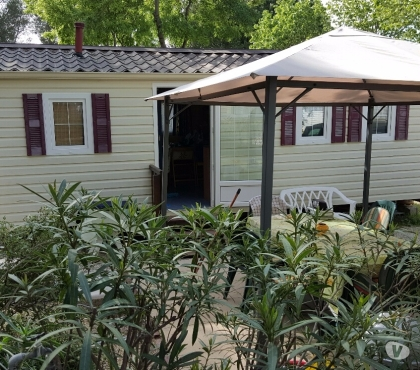 Photos Vivastreet mobil home tt confort camp3*piscine plage