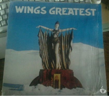Photos Vivastreet Vinyle LP Wings greatest