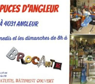 Photos Vivastreet location stands de brocante couverte