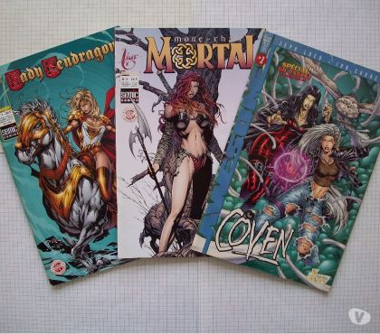 Photos Vivastreet Lot de comics Semic Comics + Génération Comics