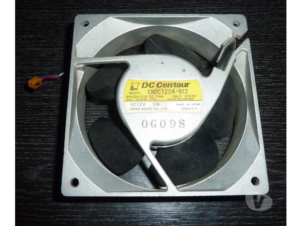 Photos Vivastreet Ventilateur DC Centaur CNDC12D4-912 12V 3W