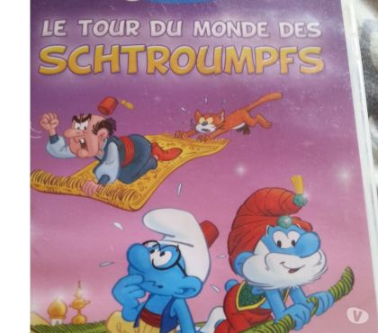 Photos Vivastreet lots de dvd pour enfants