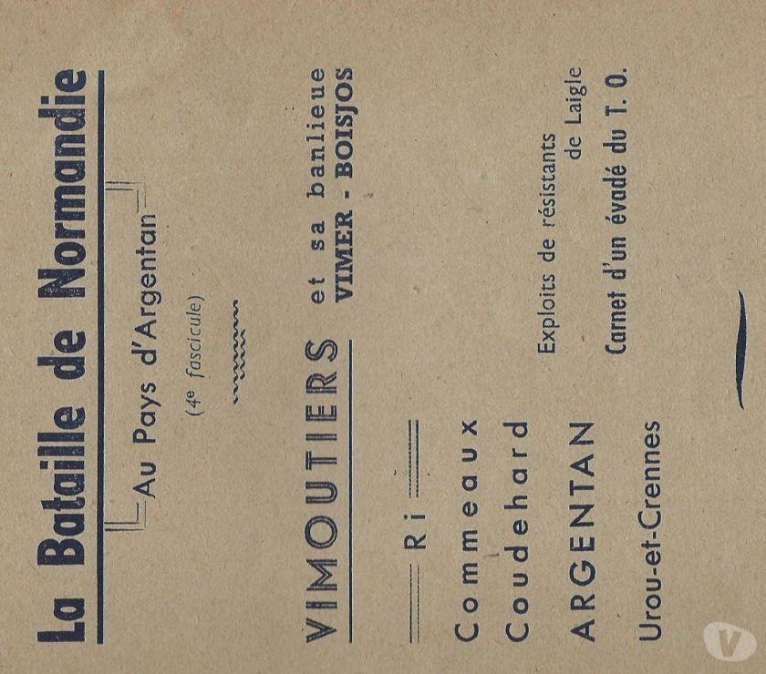 Collections Zaventem Zaventem - 1930 - Photos Vivastreet 40-45 La bataille de Normandie.